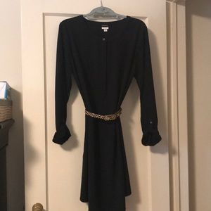 Black dress XXL w/ pockets!!